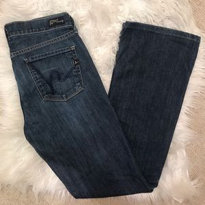 Citizens of Humanity High Rise Bootcut Jeans